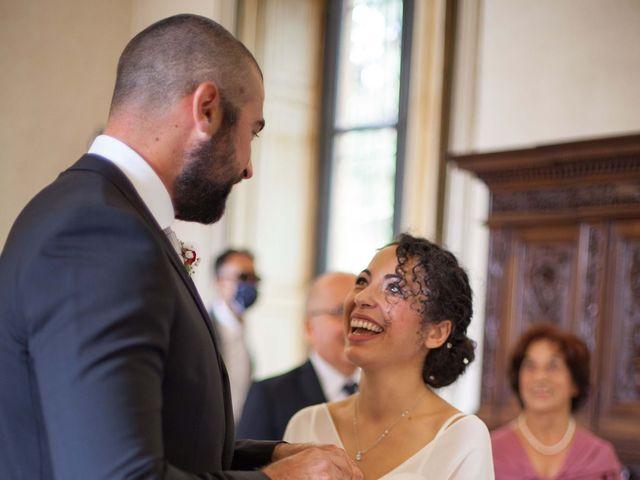 Il matrimonio di Roberto e Maria Luisa a Lainate, Milano 14