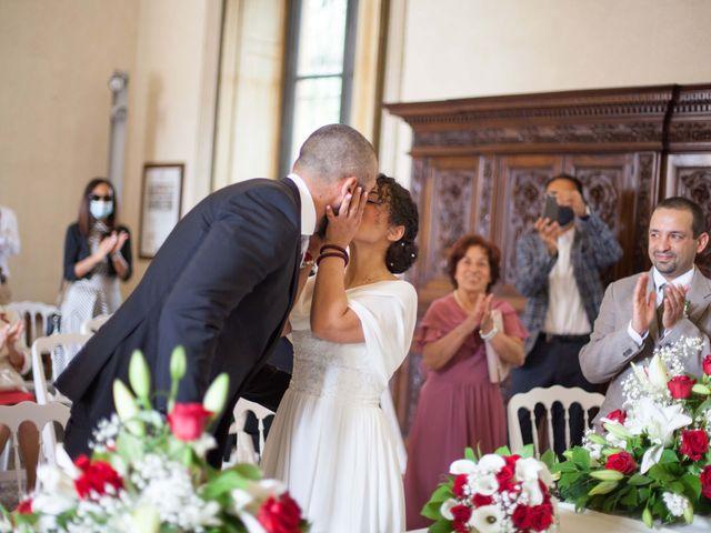 Il matrimonio di Roberto e Maria Luisa a Lainate, Milano 16