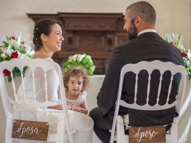 Le nozze di Maria Luisa e Roberto