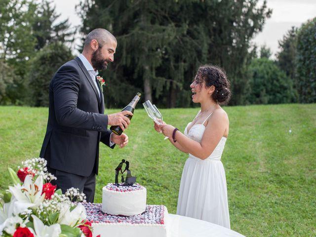 Il matrimonio di Roberto e Maria Luisa a Lainate, Milano 30