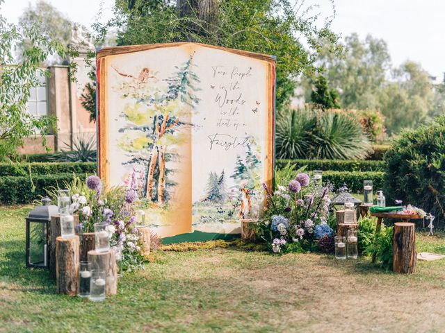 Il matrimonio di Davide e Silvia a Albissola Marina, Savona 8