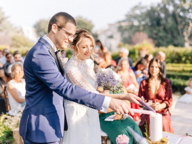 Il matrimonio di Davide e Silvia a Albissola Marina, Savona 19