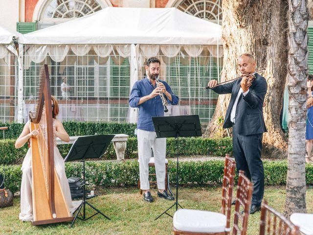 Il matrimonio di Davide e Silvia a Albissola Marina, Savona 21