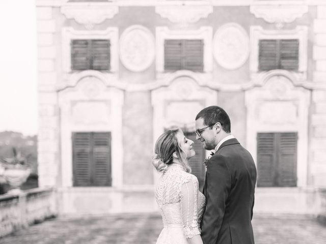 Il matrimonio di Davide e Silvia a Albissola Marina, Savona 22