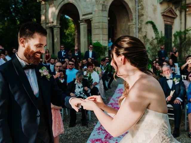 Il matrimonio di Alessio e Mariangela a Firenze, Firenze 27