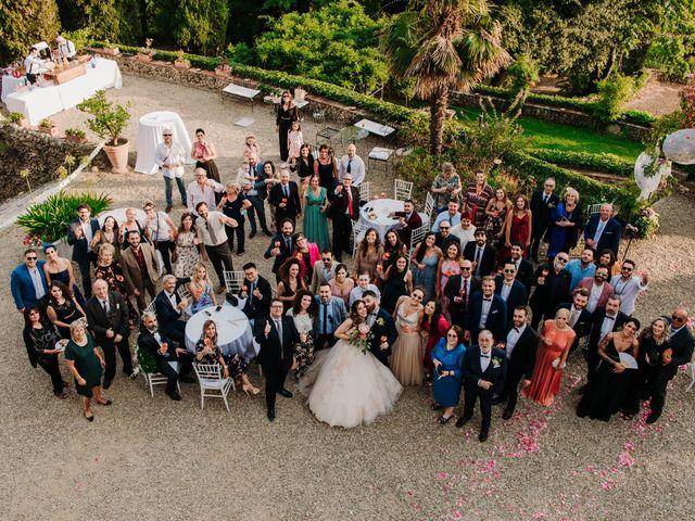 Il matrimonio di Alessio e Mariangela a Firenze, Firenze 34
