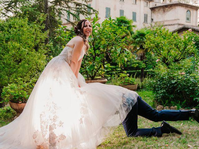 Il matrimonio di Alessio e Mariangela a Firenze, Firenze 45