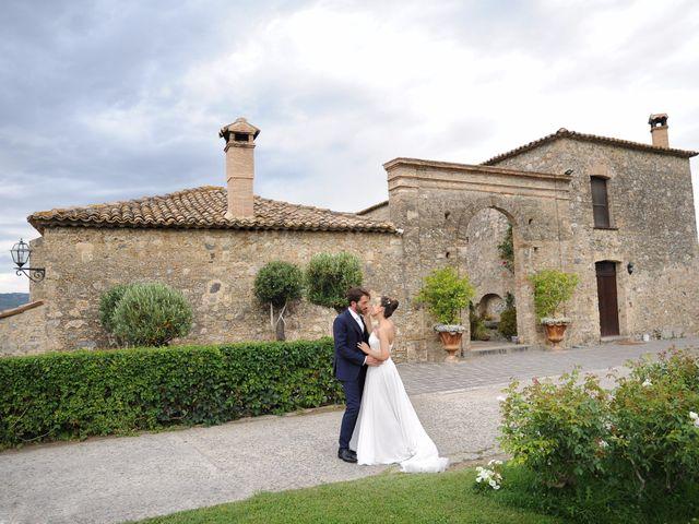Il matrimonio di Beniamino e Laura a Sersale, Catanzaro 1