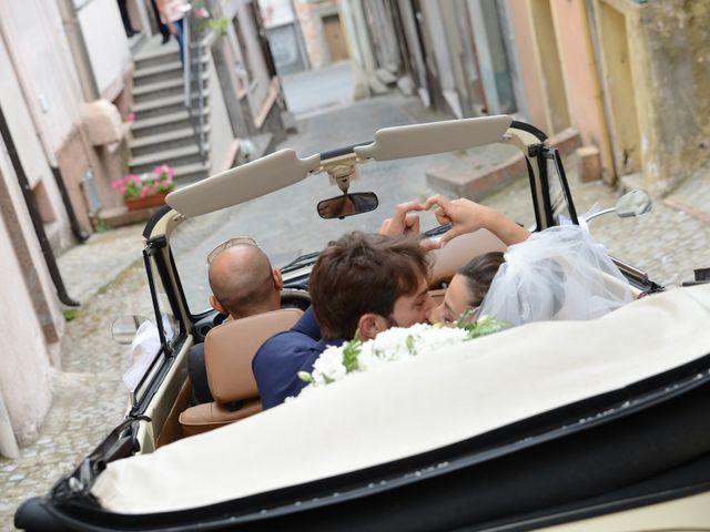 Il matrimonio di Beniamino e Laura a Sersale, Catanzaro 8
