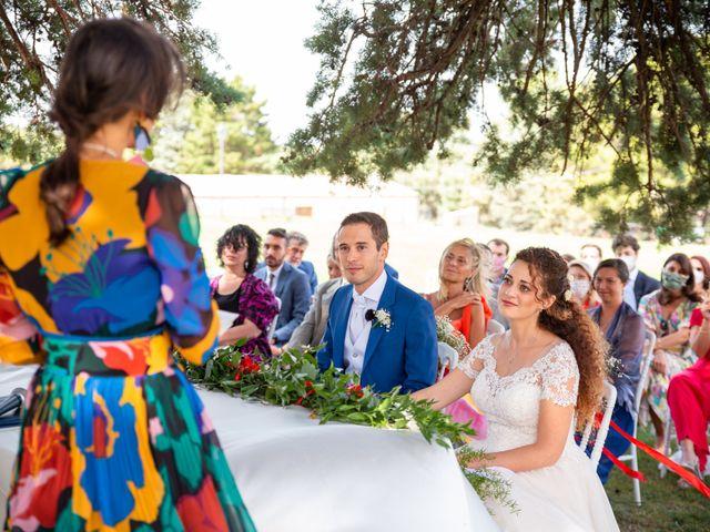 Il matrimonio di Tiziano e Velia a Corleone, Palermo 37