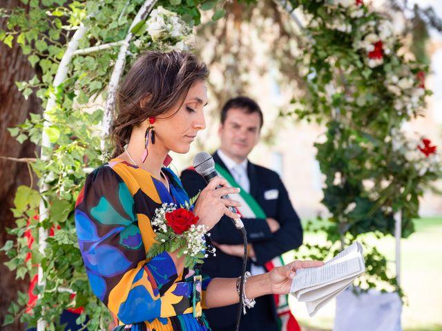 Il matrimonio di Tiziano e Velia a Corleone, Palermo 39