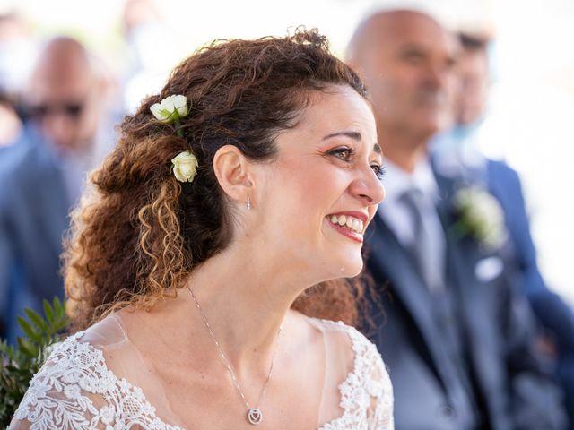 Il matrimonio di Tiziano e Velia a Corleone, Palermo 42