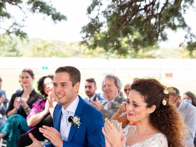 Il matrimonio di Tiziano e Velia a Corleone, Palermo 43