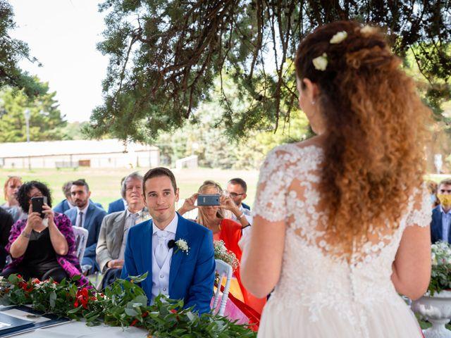 Il matrimonio di Tiziano e Velia a Corleone, Palermo 49