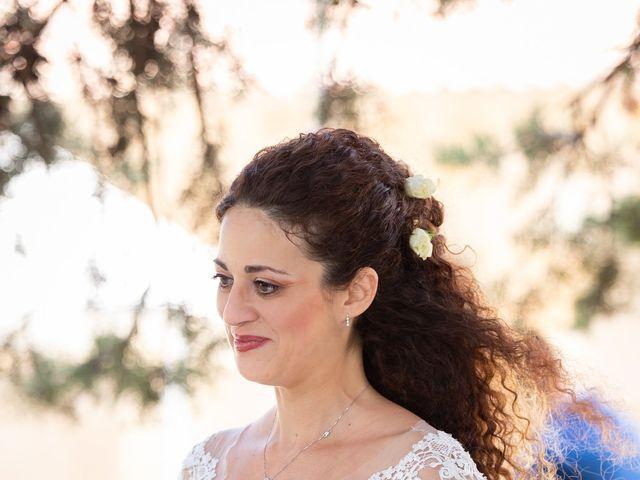 Il matrimonio di Tiziano e Velia a Corleone, Palermo 52