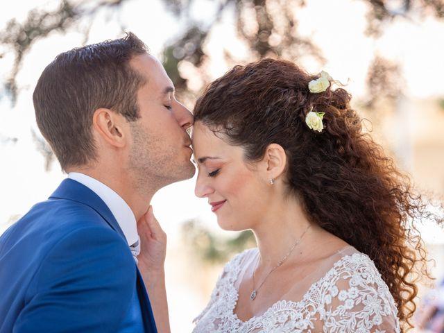 Il matrimonio di Tiziano e Velia a Corleone, Palermo 54