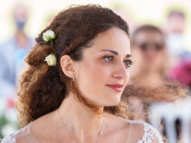 Il matrimonio di Tiziano e Velia a Corleone, Palermo 55