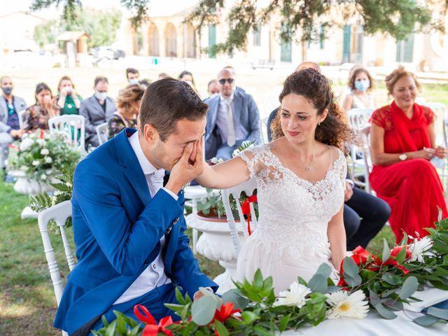 Il matrimonio di Tiziano e Velia a Corleone, Palermo 58