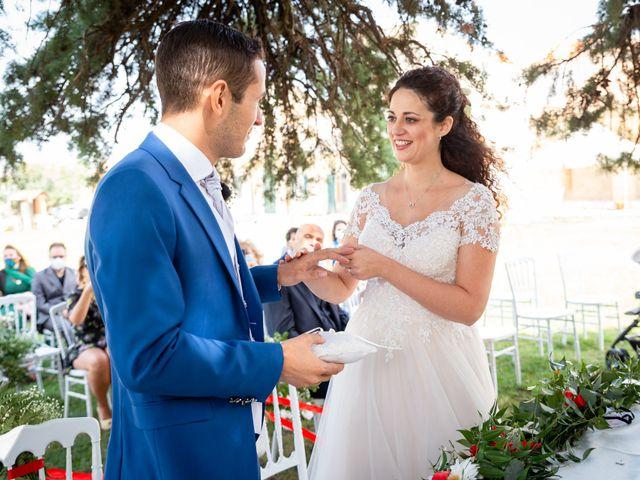 Il matrimonio di Tiziano e Velia a Corleone, Palermo 61