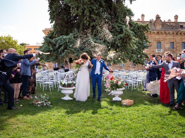 Il matrimonio di Tiziano e Velia a Corleone, Palermo 65