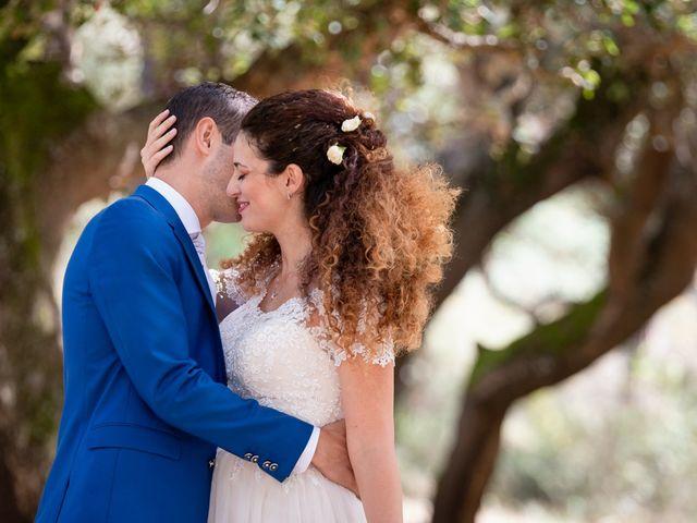 Il matrimonio di Tiziano e Velia a Corleone, Palermo 76