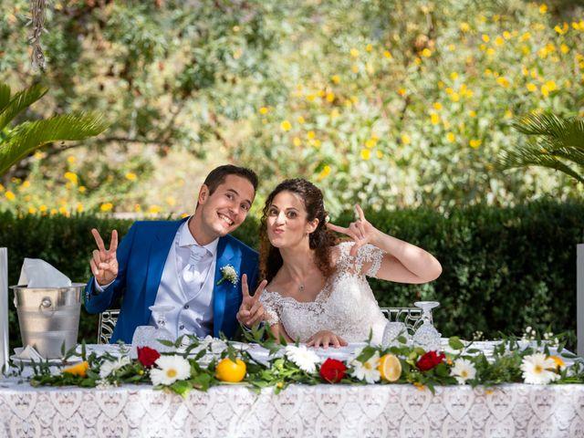 Il matrimonio di Tiziano e Velia a Corleone, Palermo 98