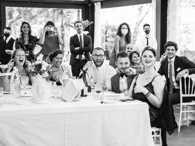Il matrimonio di Tiziano e Velia a Corleone, Palermo 115