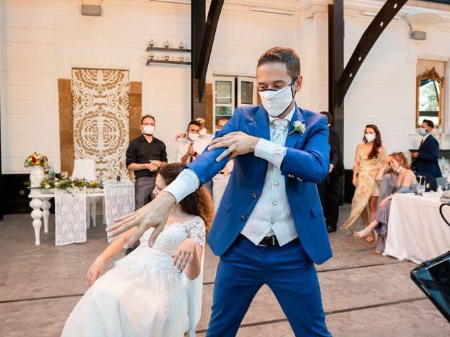 Il matrimonio di Tiziano e Velia a Corleone, Palermo 144