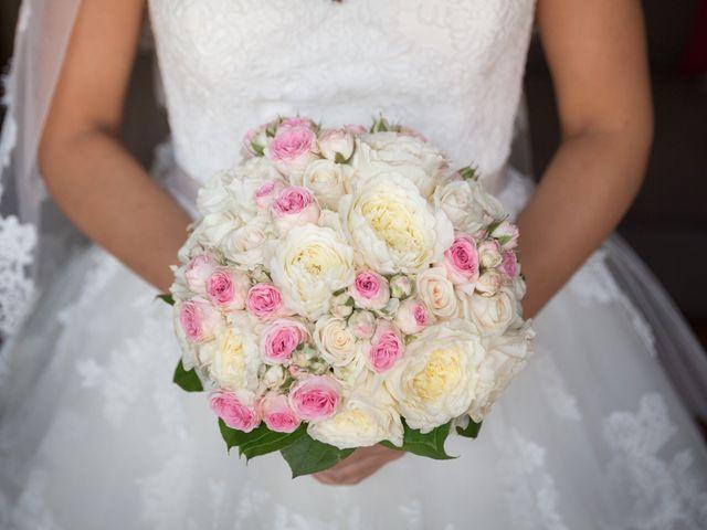 Il matrimonio di Fabrizio e Laura a Marino, Roma 15
