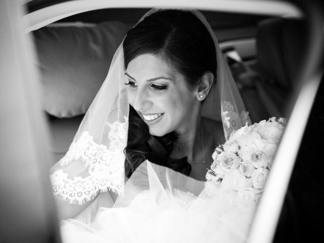 Il matrimonio di Fabrizio e Laura a Marino, Roma 16