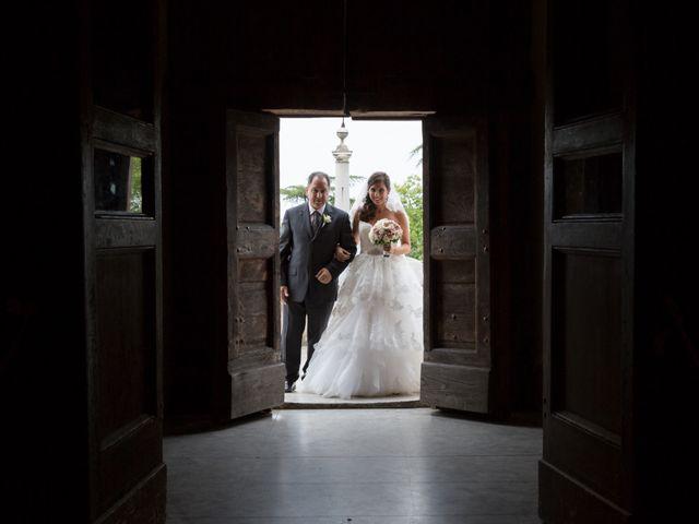 Il matrimonio di Fabrizio e Laura a Marino, Roma 17