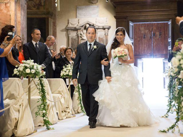 Il matrimonio di Fabrizio e Laura a Marino, Roma 18
