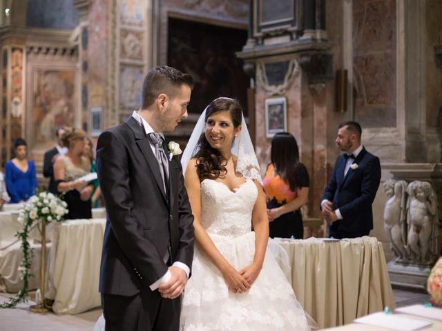 Il matrimonio di Fabrizio e Laura a Marino, Roma 19