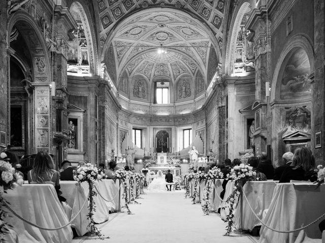 Il matrimonio di Fabrizio e Laura a Marino, Roma 20