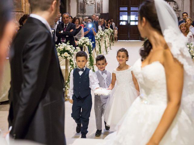 Il matrimonio di Fabrizio e Laura a Marino, Roma 21