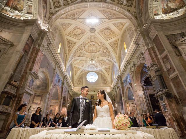 Il matrimonio di Fabrizio e Laura a Marino, Roma 22