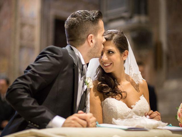 Il matrimonio di Fabrizio e Laura a Marino, Roma 23
