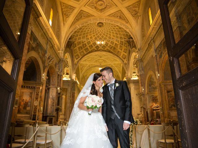 Il matrimonio di Fabrizio e Laura a Marino, Roma 25