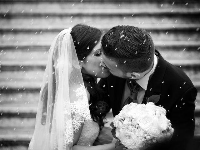 Il matrimonio di Fabrizio e Laura a Marino, Roma 26