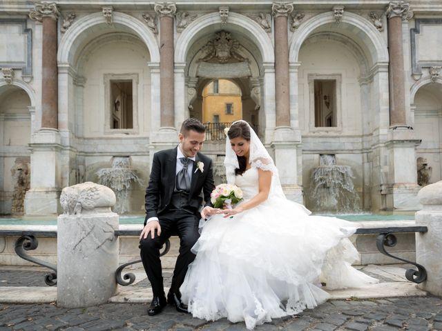Il matrimonio di Fabrizio e Laura a Marino, Roma 27