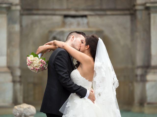 Il matrimonio di Fabrizio e Laura a Marino, Roma 29