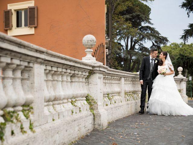 Il matrimonio di Fabrizio e Laura a Marino, Roma 30