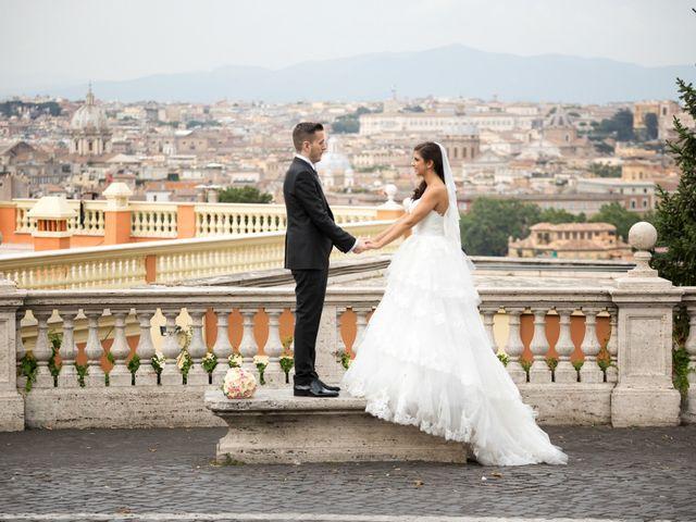 Il matrimonio di Fabrizio e Laura a Marino, Roma 31