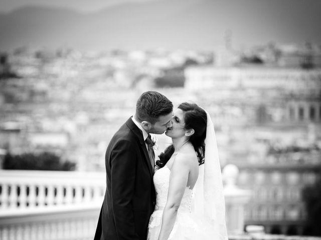 Il matrimonio di Fabrizio e Laura a Marino, Roma 32