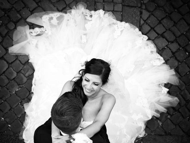 Il matrimonio di Fabrizio e Laura a Marino, Roma 33