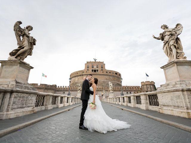 Il matrimonio di Fabrizio e Laura a Marino, Roma 35