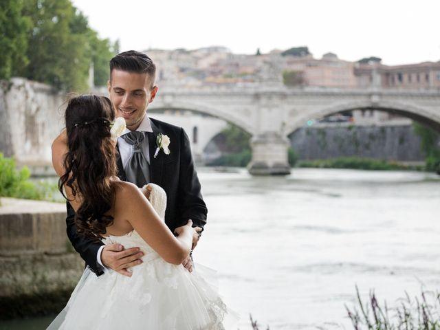 Il matrimonio di Fabrizio e Laura a Marino, Roma 36