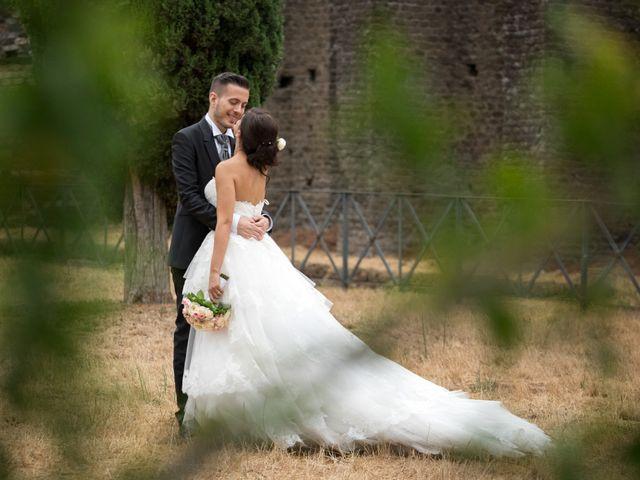 Il matrimonio di Fabrizio e Laura a Marino, Roma 37