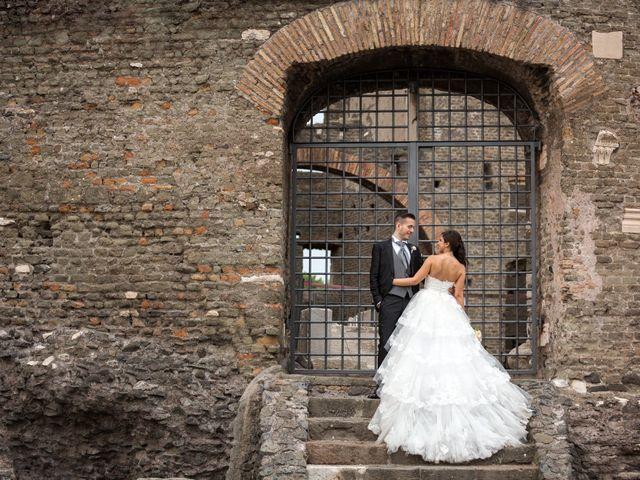 Il matrimonio di Fabrizio e Laura a Marino, Roma 39