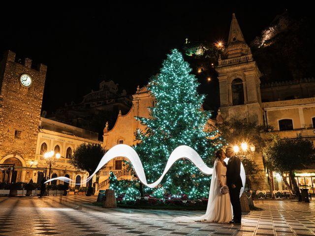 Il matrimonio di Roberto e Alessandra a Taormina, Messina 3